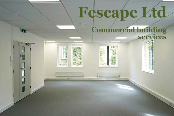 Fescape Ltd offer commercial building services throughout London & Kent. Get in touch for a quote and expert help on your commercial building project. #commercialbuilders #kentbuilders #londonbuilders #commercialconstruction #safecontractor