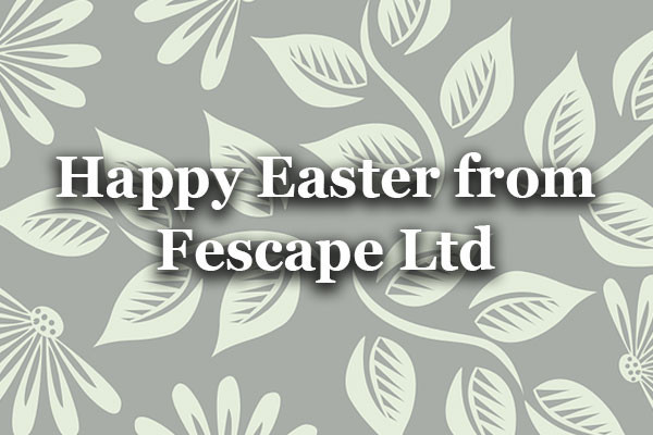 Happy Easter from the Fescape Ltd team! #happyeaster #buildingproject #longweekend