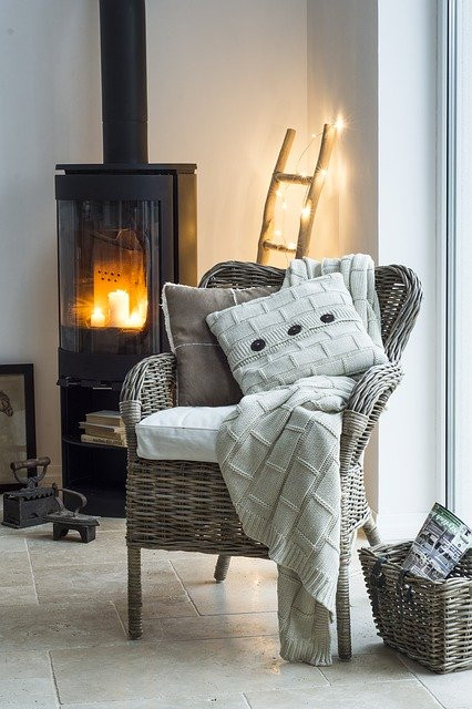 Happy Christmas from all of us at Fescape - make the most of some cosy days at home #christmas #cosy #construction #buildingdesign